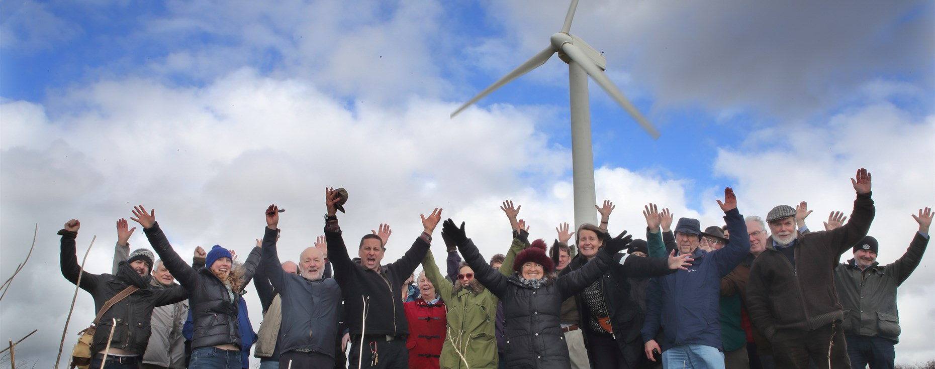 Build Your Own… Wind Turbine?