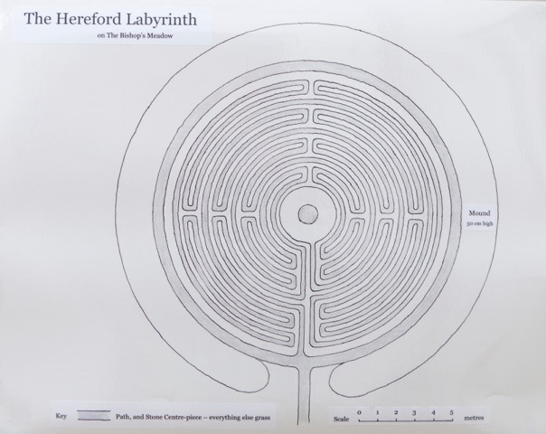 Making Hereford's Labyrinth