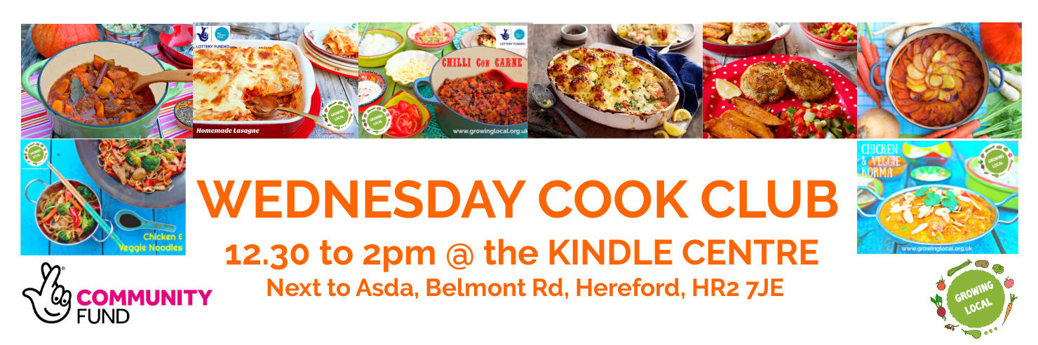 Cook club for winter Wednesdays