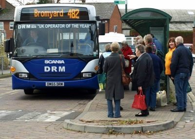 "Herefordshire Sustainable Transport Group new report: ""The Bus Muddle"""