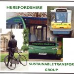 News items from the Herefordshire Sustainable Transport Group