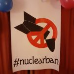 UN NUCLEAR BAN TREATY…….. 50 REASONS TO BE CHEERFUL !